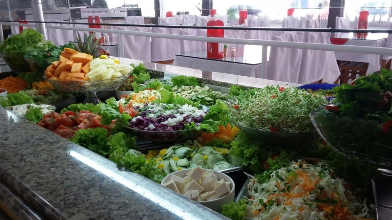 Salada do Buffet-13